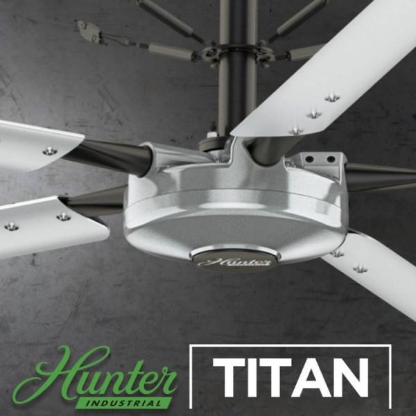 Hunter Fan India Titan